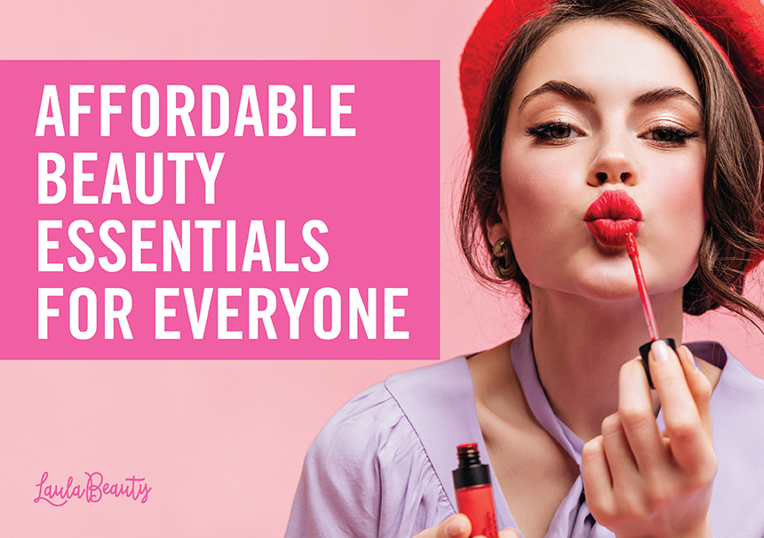 Affordable Beauty Essentials For Everyone