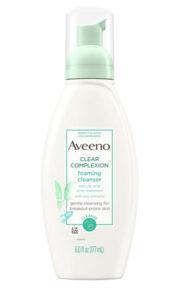 Foaming Salicylic Acid Face Cleanser For Sensitive Skin